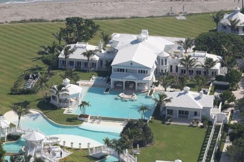 Floride 2010 2011 - Maison de celine dion a las vegas ...